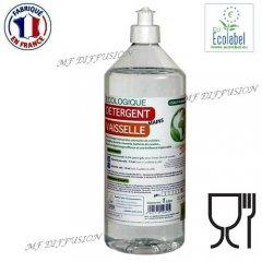 Écolabel détergent vaisselle 1 L MF DIFFUSION