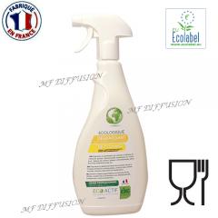 Spray nettoyant dégraissant écologique MF DIFFUSION