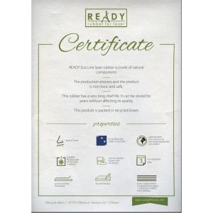Certificat laser Eco Line