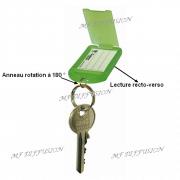 Ouverture porte clés