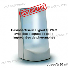 Désinsectiseur Flypod MF DIFFUSION