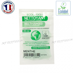 Dose Ecolabel Nettoyant Menthe