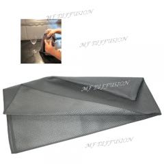 Torchon d'essuyage microfibre 40 x 75 MF DIFFUSION