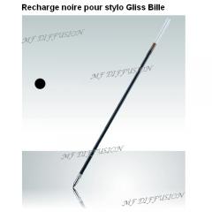 Recharge noire Gliss Bille MF DIFFUSION