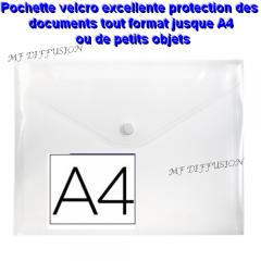 Pochette enveloppe à scratch A4 MF DIFFUSION