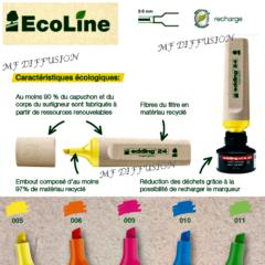 surligneur-ecoline-rechargeable-5-couleurs