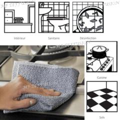 Microfibre multi-surfaces MF DIFFUSION