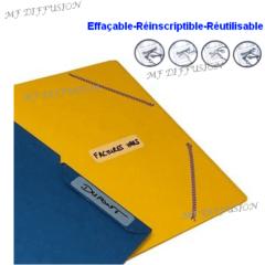 Etiquettes Recyc'label MF DIFFUSION
