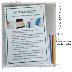 Volet EASY PROTECT MF DIFFUSION
