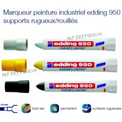 Marqueur industriel EDDING 950