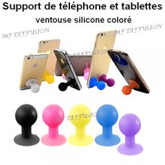 Support ventouse silicone MF DIFFUSION