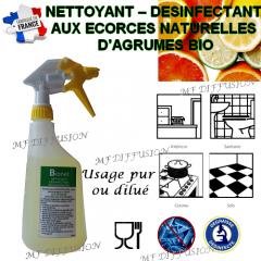 Nettoyant désinfectant BIONET MF DIFFUSION