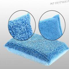 Éponge Microfibre double face MF DIFFUSION