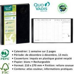 Agenda Quo Vadis Président Ecology 2021 MF DIFFUSION