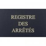 Inscriptions Argent reliure personnalisable