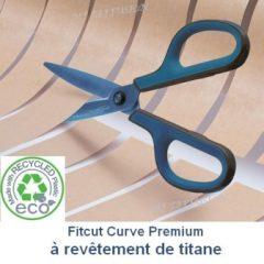Ciseaux Fitcut Curve Titanium MF DIFFUSION