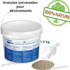 Granules absorbantes universelles Grains fins MF DIFFUSION