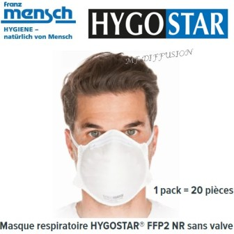masques jetables ffp2