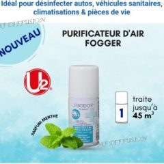 Purificateur d'air fogger Desodor MF DIFFUSION