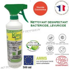 Nettoyant désinfectant coronavirus MF DIFFUSION