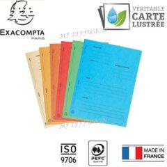 Paquet 25 dossiers de plaidoirie «Pour / Contre» assorti